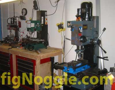 Enco Rong Fu 45 Rf45 Dovetail Square Column Mill Drill
