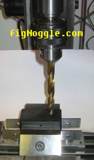 MicroLux Micro Milling Machine - Shop Small Hobby Tools