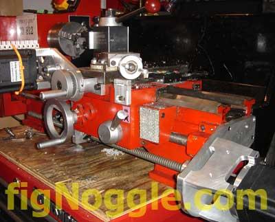 ... : Harbor Freight 8x12 / Lathemaster 8x14 Mini-Lathe CNC Conversion