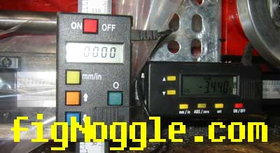 8×12 CNC Project – Installing DRO Scales | The New figNoggle