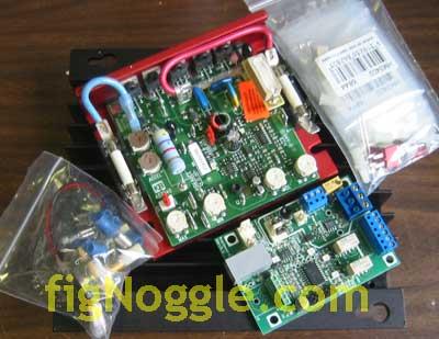Kbmm kbic 125 dc motor controller and homann designs for Dc motor controller design